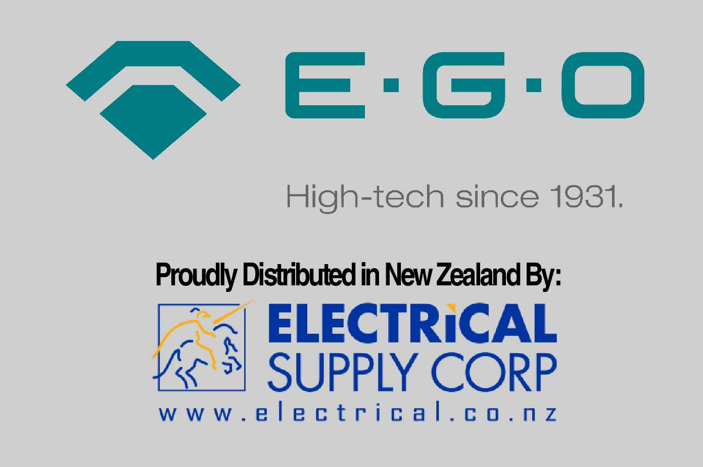 E.G.O Distribution in NZ